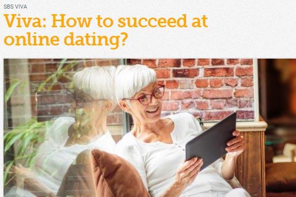 SBS电台采访 如何在网上约会成功?(英文)